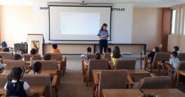 Elevii constănţeni au învăţat despre delincvenţa juvenilă