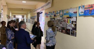 """Şcoala """"Gheorghe Țițeica"""" a sărbătorit Ziua Europei"""