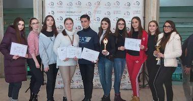 Elevii Colegiului de Arte Constanța s-au întors acasă cu noi premii