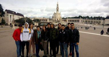 Elevii din Medgidia se școlesc în Portugalia și Spania