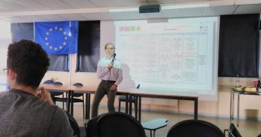 Elevii francezi  le-au predat colegilor români lecţii  de prim ajutor