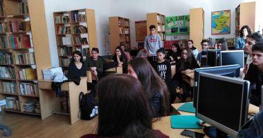 """Elevii francofoni  ai Liceului """"George Călinescu"""", premiați"""