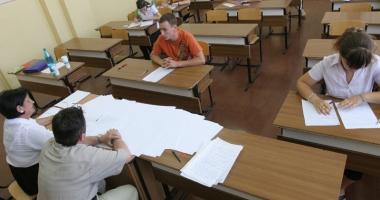 """Elevii solicită restructurarea examenului de bacalaureat!  """"Să fie eliminaţi itemii subiectivi!"""""""