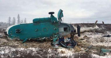 Elicopter de urgenţă PRĂBUŞIT din cauza vremii nefavorabile, toţi cei patru membri ai echipajului au murit
