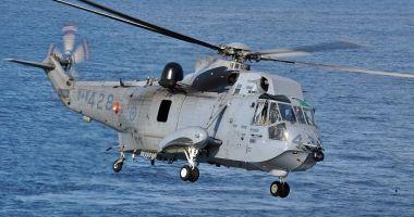 Elicopter PRĂBUȘIT! 6 oameni la bord. Resturile epavei, găsite în mare