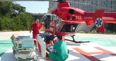 Şapte misiuni de salvare SMURD, la Constanţa