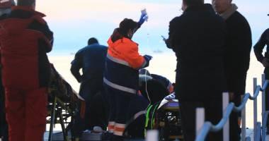 Dobriţoiu: Subiectul accidentului din Constanţa va fi discutat în Comisia de apărare de la Senat