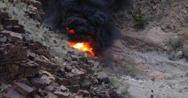 Elicopter cu turişti prăbuşit: Cel puţin trei persoane au murit