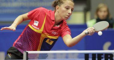 Eliza Samara, învinsă în finala Openului Croaţiei la tenis de masă