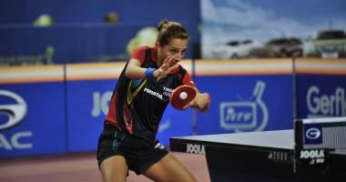 Tenis de masă: Eliza Samara intră în cursa de la Turneul Campioanelor
