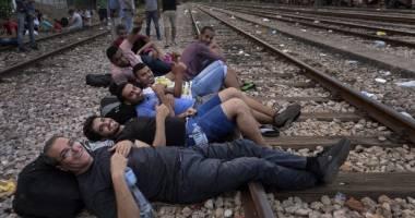 Suedia nu mai poate oferi cazare imigranților
