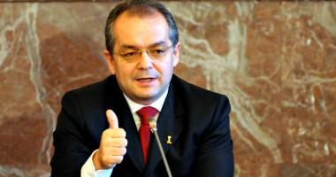 Emil Boc exclude variantele suspendării sau demisiei preşedintelui Traian Băsescu