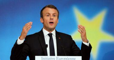 Emmanuel Macron va prezenta o iniţiativă privind climatul la summitul UE din România