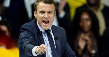 Emmanuel Macron pune tunurile pe naţionalişti