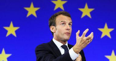 Emmanuel Macron doreşte să influenţeze noul peisaj politic european
