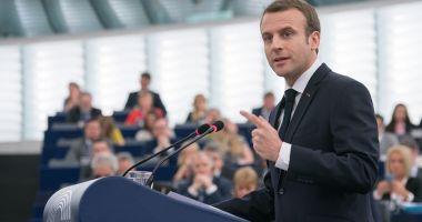 """Emmanuel Macron: """"Europa trebuie să dialogheze cu Rusia!"""""""