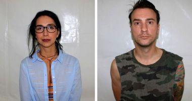 Emma Zeicescu şi Claudiu Popa, puşi sub învinuire pentru deţinere şi consum de droguri