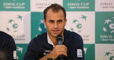 Emoţii pentru echipa de Cupa Davis a României