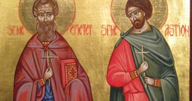 Sâmbătă, se sărbătoresc doi mari sfinţi dobrogeni: Epictet şi Astion