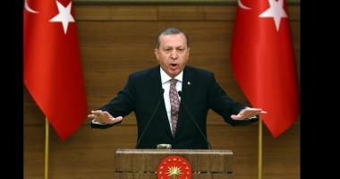 Erdogan ameninţă să distrugă