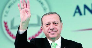 Erdogan: Deprecierea lirei, rezultatul unui complot politic