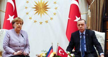 Erdogan vrea să întoarcă o pagină nouă în relaţiile cu Germania