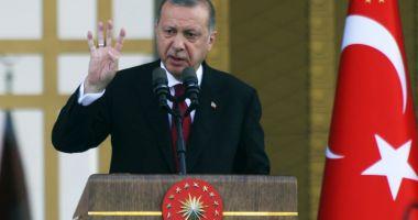 Erdogan acuză regimul sirian de sabotarea acordului de la Astana