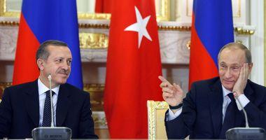 Erdogan a discutat cu Vladimir Putin despre conflictul din Libia