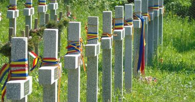 Cum sunt îngrijite mormintele și monumentele dedicate eroilor