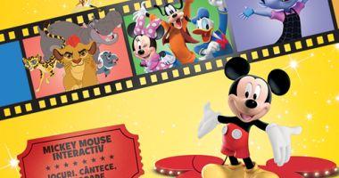 Eroii Disney vin, în week-end, la Cinema City