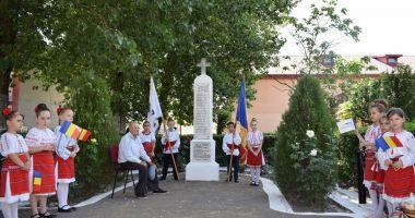 Eroii neamului, omagiaţi la Cumpăna