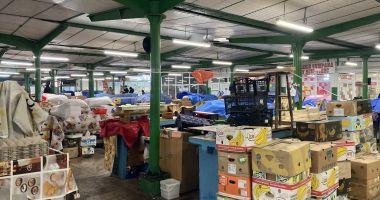 Este oficial! Pieţele agroalimentare în hale închise îşi pot relua activitatea la interior