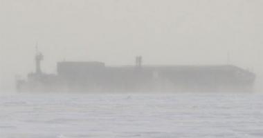 Eșuare pe Lacul Saint-Pierre