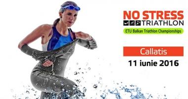 ETU Balkan Championship  �i Callatis NoStress Triathlon,  la Mangalia