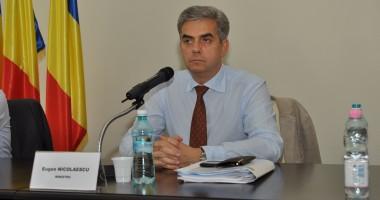 """Eugen Nicolăescu: """"Direcţiile de reformă sunt clare"""""""