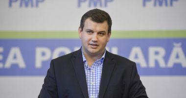 Eugen Tomac: PMP solicită adoptarea proiectului privind alegerea primarului în două tururi