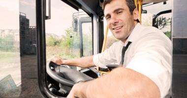 Locuri de muncă  în străinătate. Şoferii, la mare căutare în Malta