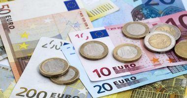 Euro a câștigat 0,17% în lupta cu leul