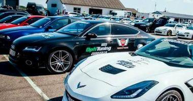 Poliția a confiscat 120 de mașini sport, ce