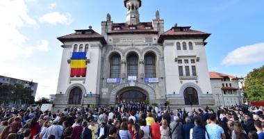 Eveniment inedit la Constanţa! Festivitate comună de deschidere a anului universitar, la toate cele trei instituţii de învăţământ superior de stat din municipiu