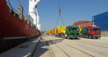 Evoluţia companiile portuare Socep şi Oil Terminal în primul semestru din 2016