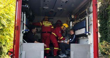 SEISM 2018. Zbor de evacuare medicală, executat de Forțele Aeriene Române