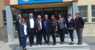 Experienţa învăţământului turcesc pentru profesori constănţeni