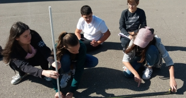 Experimente internaţionale, la Şcoala Gimnazială nr. 7 din Constanţa