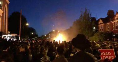 Explozie la Londra cu ocazia unei sărbători evreieşti. Zeci de persoane au fost rănite, majoritatea copii