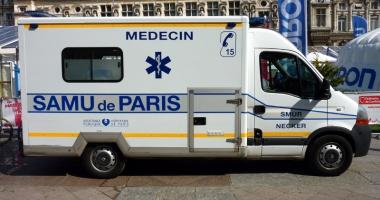 Explozie la un carnaval popular din Paris