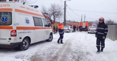 Explozie la Mihail Kog�lniceanu