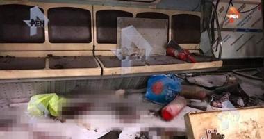 FOTO. Explozie la metrou / Numărul victimelor a ajuns la 11. Sankt-Petersburg în doliu - UPDATE