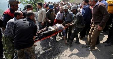 Explozie la o mină  de cărbune din Iran.  Bilanţul creşte la 35 de morţi