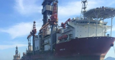 Explozie cu victime pe o navă de foraj
